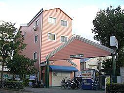 ディバージョン久宝寺[1階]の外観