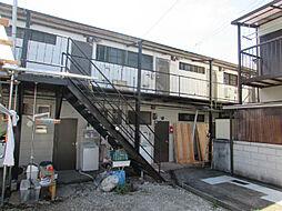 杭の瀬アパート[7号室]の外観