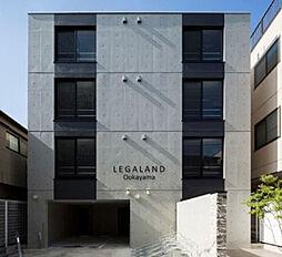 LEGALAND大岡山[-1階]の外観