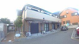 大阪府大東市北条1丁目の賃貸アパートの外観