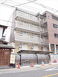 埼玉県さいたま市浦和区前地の賃貸マンションの外観