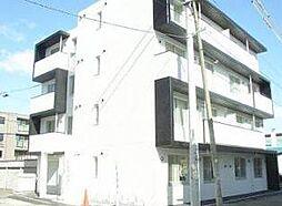 北海道札幌市豊平区平岸三条5丁目の賃貸マンションの外観