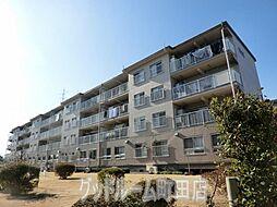 相武台団地 1702[4階]の外観