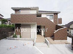 神奈川県横浜市南区平楽の賃貸アパートの外観