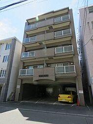 北海道札幌市白石区東札幌二条6丁目の賃貸マンションの外観