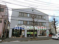 千葉県松戸市新松戸北2丁目の賃貸マンションの外観