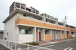 ファイン若松A棟[2階]の外観