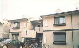 兵庫県姫路市井ノ口の賃貸アパートの外観