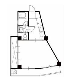 KMCビル[3階]の間取り