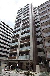 神奈川県川崎市川崎区堀之内町の賃貸マンションの外観