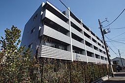 東京都大田区西蒲田2丁目の賃貸マンションの外観