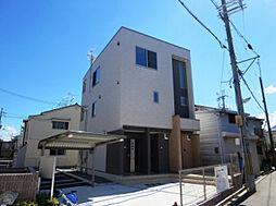 ユーアイ・ハイツ池田3[2階]の外観