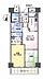 間取り,2DK,面積64.72m2,価格1,450万円,神戸新交通六甲アイランド線 アイランドセンター駅 徒歩4分,,兵庫県神戸市東灘区向洋町中3丁目