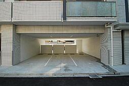 ヒルサイドコート[4階]の外観