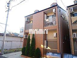 愛知県名古屋市中村区大秋町3の賃貸アパートの外観