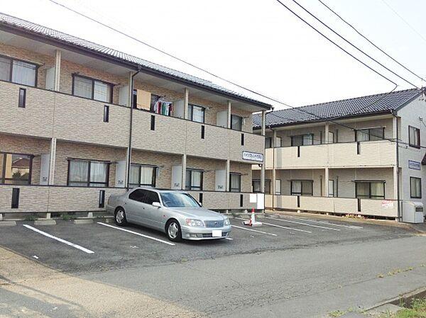 ハイツフレンド力丸II 2階の賃貸【群馬県 / 前橋市】