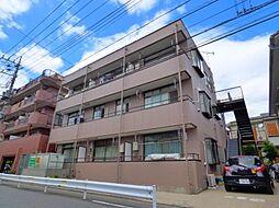 東京都足立区保木間1丁目の賃貸マンションの外観