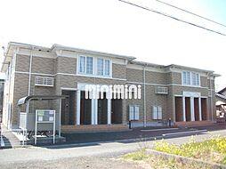 アザレア・HORIKAWA[1階]の外観