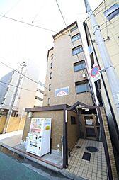 OMレジデンス八戸ノ里[402号室]の外観