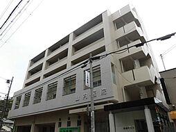 瑠璃甲東園[3階]の外観