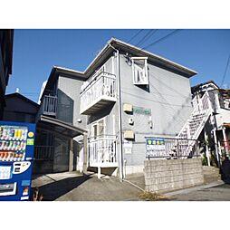 大阪府枚方市南中振2丁目の賃貸アパートの外観
