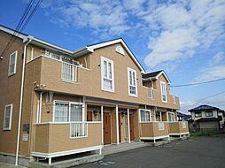香川県丸亀市城南町の賃貸アパートの外観