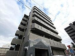 愛知県名古屋市中村区太閤通8の賃貸マンションの外観