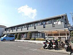 フィールドコート澤田II[2階]の外観