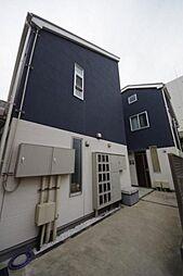 東京都新宿区西落合4丁目の賃貸アパートの外観