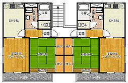 シティハイムグランネール[2階]の間取り