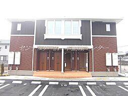 JR山陽本線 岡山駅 バス30分 牟佐上下車 徒歩7分の賃貸アパート