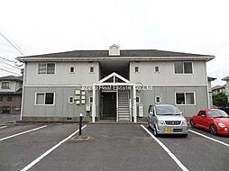 福岡県北九州市八幡西区御開4の賃貸アパートの外観
