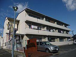 コーポ福井[1階]の外観
