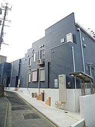 愛知県名古屋市瑞穂区大喜新町4丁目の賃貸アパートの外観
