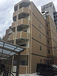 Goパレス福島[4階]の外観