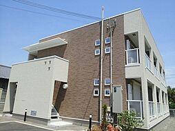 和歌山県和歌山市北島の賃貸アパートの外観