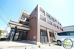 兵庫県明石市大久保町西脇の賃貸マンションの外観