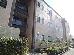 東都マンション[1階]の外観