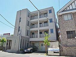 グローリア佐倉[4階]の外観