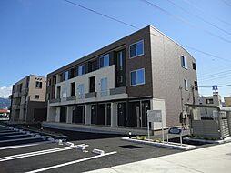 JR身延線 東花輪駅 徒歩13分の賃貸アパート