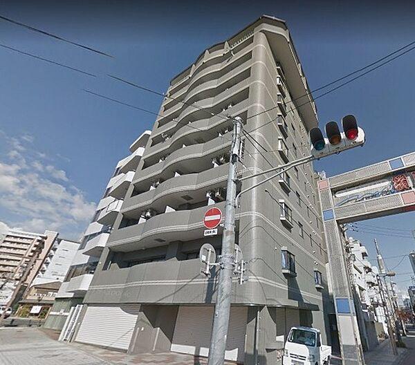 広島県広島市西区横川町1丁目の賃貸マンション