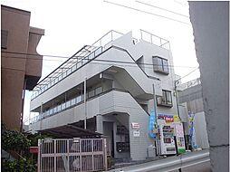 神奈川県横浜市神奈川区中丸の賃貸アパートの外観