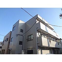 東京都足立区宮城1丁目の賃貸マンションの外観