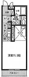 コンセプトガーデン[2階]の間取り