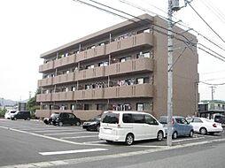群馬県太田市東新町の賃貸マンションの外観