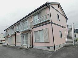 静岡県沼津市青野の賃貸アパートの外観