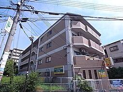 スタンドアップ土師ノ里[4階]の外観
