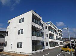 兵庫県三木市加佐1丁目の賃貸マンションの外観