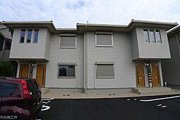 兵庫県加古郡稲美町国岡4丁目の賃貸アパートの外観