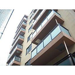 北海道札幌市中央区南六条西13丁目の賃貸マンションの外観